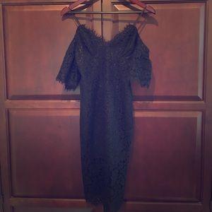 Gorgeous Bardot Lace Dress